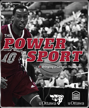 Power of Sport Campaign Cover