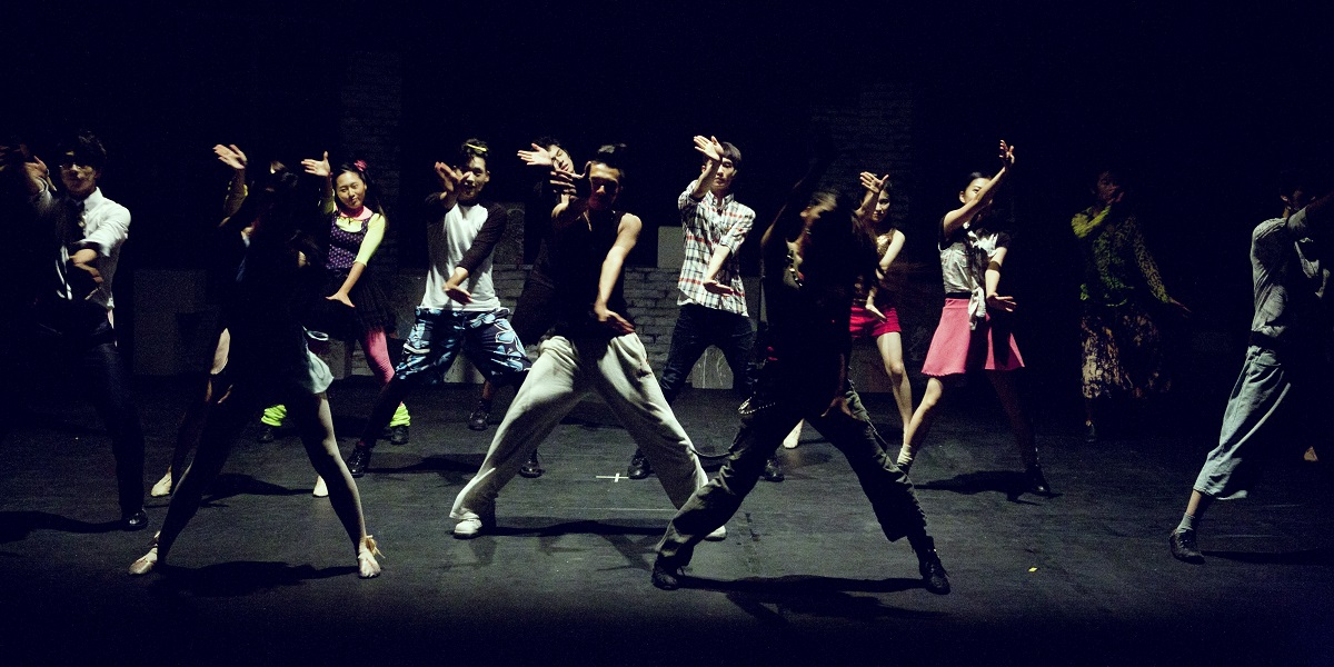 Danse group