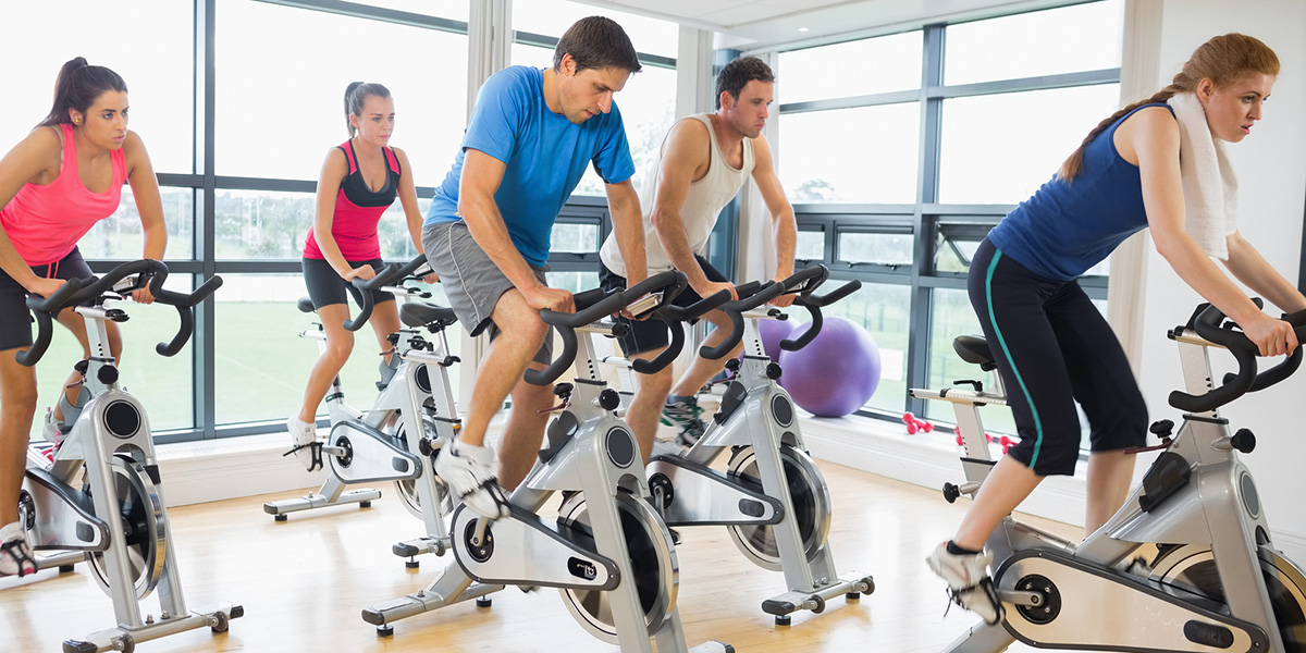 Climb The Hill Of Fitness With One Of Our Cycling Classes