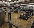 Montpetit Hall Fitness Centre.