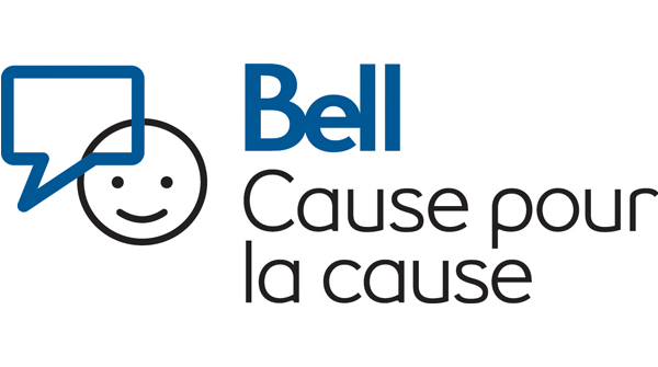 Bell Let's Talk Logo.