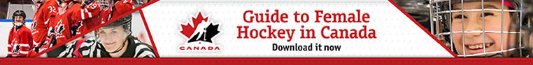 Guide to Female Hockey in Canada