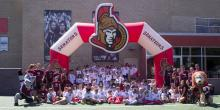 sens foundation kids