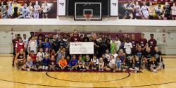 Sens Foundation supports Gee-Gees Summer Camps